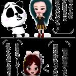 篠原涼子はスタイル抜群!「4コマ漫画」