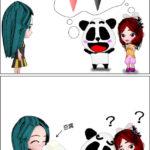 豆腐アイスで美味しく痩せたい!「2コマ漫画」